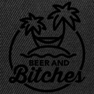 Beer and Bitches T-Shirts - Snapback Cap