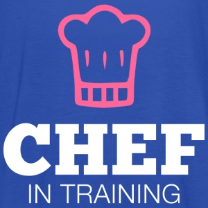 Chef In Training T-Shirts - Frauen Tank Top von Bella