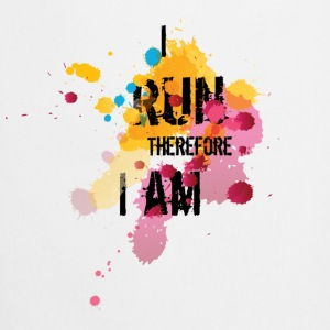 For Runners: I Run Therefore I am Puserot - Esiliina