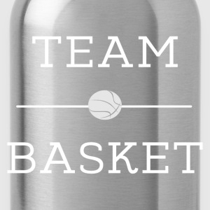 Team basket' t-shirt basketball Tee shirts - Gourde