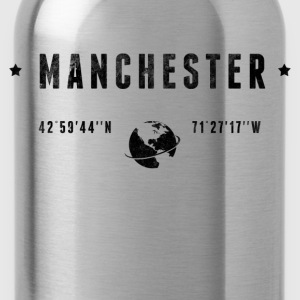 Manchester T-Shirts - Water Bottle