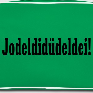 jodeldidüdeldei T-Shirts - Retro Bag