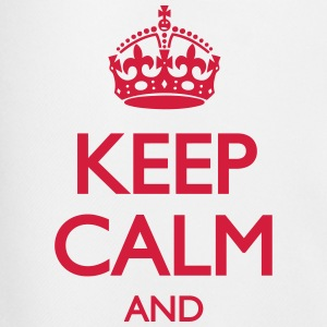 Keep Calm and ... (insert own text) T-shirts - Mannen voetbal shorts