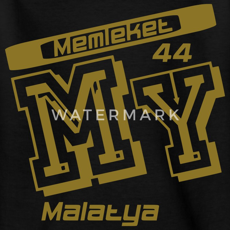 My Malatya 44 T-Shirts - Teenager T-Shirt