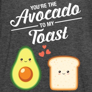 You're The Avocado To My Toast Tee shirts - Débardeur Femme marque Bella