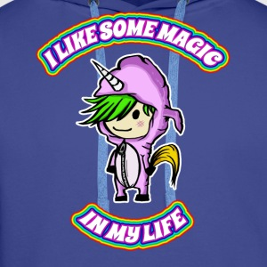 I like some Magic in my life T-Shirts - Männer Premium Hoodie