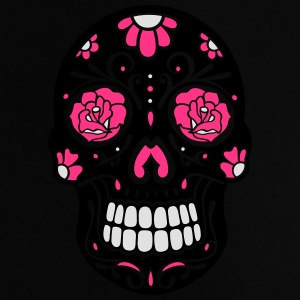 Traditional Mexican sugar skull, day of the dead. Bags & Backpacks - Baby T-Shirt