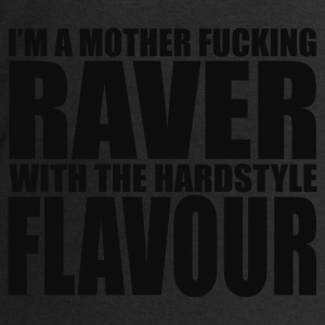 Mother F*cking Raver EDM Quote Bags & Backpacks - Men's Sweatshirt by Stanley & Stella