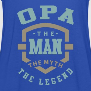 Opa The Legend - Women's Tank Top by Bella