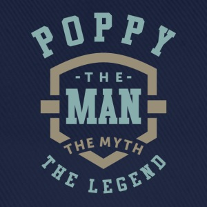 Poppy The Legend - Baseball Cap