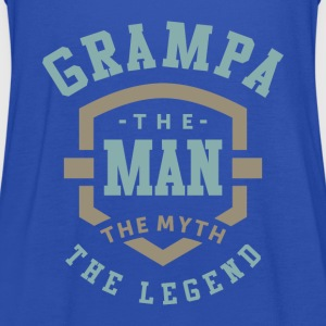 Grampa The Legend - Women's Tank Top by Bella