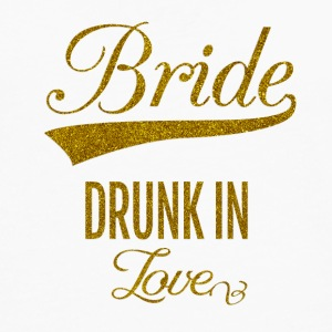 bride_drunk_in_love_orig T-Shirts - Men's Premium Longsleeve Shirt