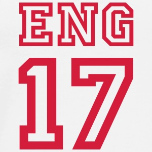 ENGLAND 2017 - Men's Premium T-Shirt