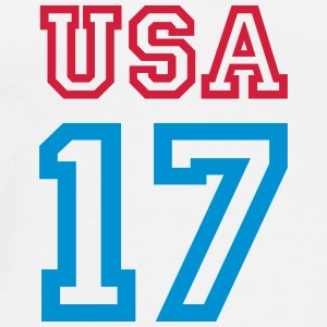 USA 2017 - Men's Premium T-Shirt