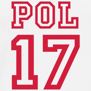 POLAND 2017 - Men's Premium T-Shirt