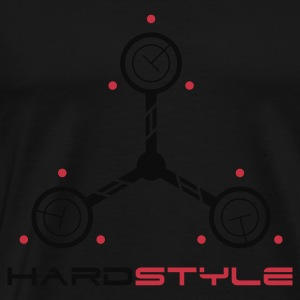 Hardstyle Tech Rave Quote Tops - Männer Premium T-Shirt