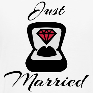 Just Married Sonstige - Männer Premium T-Shirt