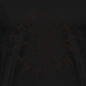 Tribal Design 6 - Männer Premium T-Shirt