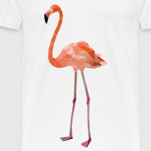 Flamingo Tops - Men's Premium T-Shirt
