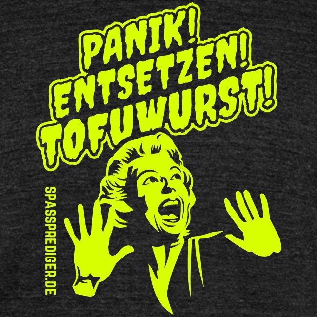 Grill-Shirt Tofuwurst