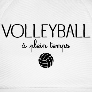 Volleyball A Plein Temps Tee shirts - Casquette classique