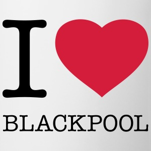 I LOVE BLACKPOOL - Mugg