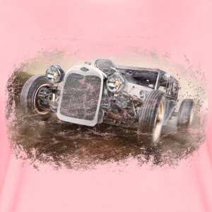 THE ROD hotrod made in germany Pullover & Hoodies - Frauen Premium T-Shirt
