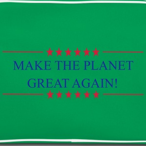 Make the Planet Great Again! - Retro Bag