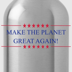 Make the Planet Great Again! - Water Bottle