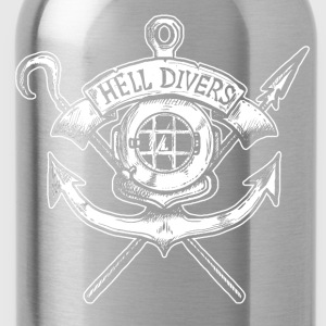 hell divers - Trinkflasche