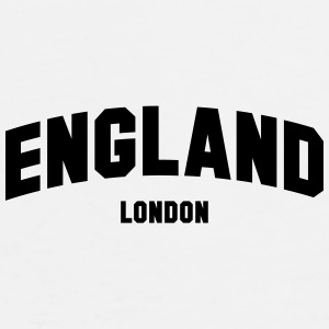 ENGLAND LONDON - Premium-T-shirt herr