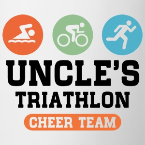 Triathlon Uncle T-Shirts - Tasse