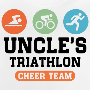 Triathlon Uncle T-Shirts - Baby T-Shirt