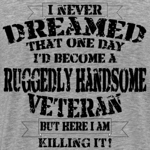 Veteran - Men's Premium T-Shirt