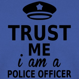 trust me i am a police officer Tee shirts - Sweat-shirt Homme