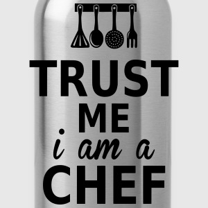 trust me i am a chef Tee shirts - Gourde
