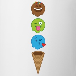 Icecream Emojis Tops - Mug