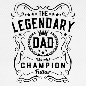 Legendary Dad T-Shirts - Baseball Cap