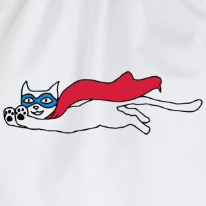 super cat T-Shirts - Turnbeutel