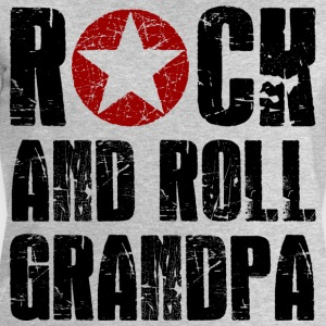 Rock and Roll Grandpa T-Shirts - Männer Sweatshirt von Stanley & Stella