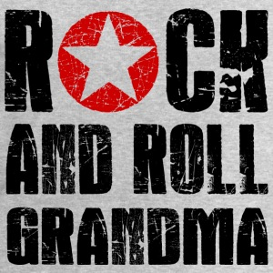 Rock And Roll Grandma T-Shirts - Männer Sweatshirt von Stanley & Stella