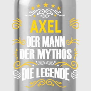 AXEL T-Shirts - Trinkflasche