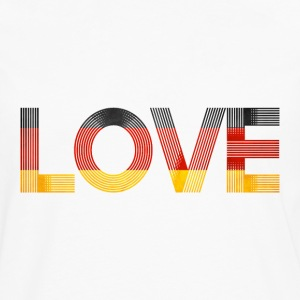 i love germany T-Shirts - Men's Premium Longsleeve Shirt