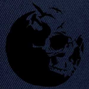 killing moon skull mond Jumpers - Snapback Cap