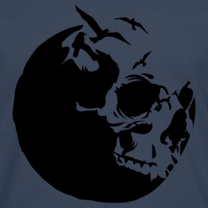 Army killing moon skull mond Jumpers - Men's Premium Longsleeve Shirt
