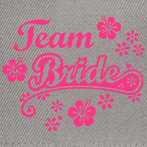 hens night Team Bride to be  bachelorette party  T-Shirts - Snapback Cap