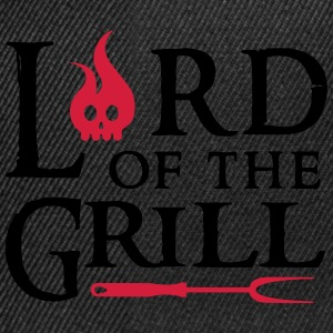 Lord of the Grill T-skjorter - Snapback-caps
