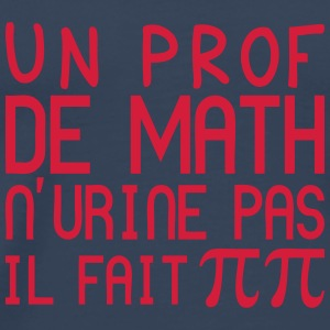 citation prof mathematique 3 14 pi py  Vêtements de sport - T-shirt Premium Homme