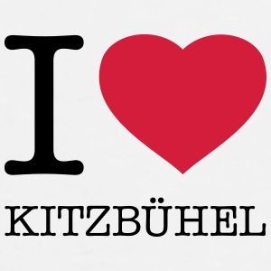 I LOVE KITZBÜHEL - Men's Premium T-Shirt