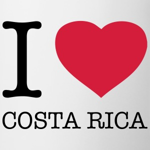 I LOVE COSTA RICA - Tasse